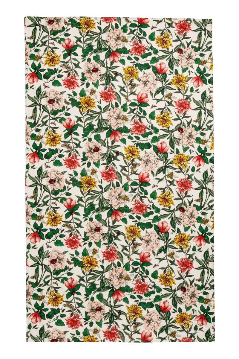 floraltablecloth